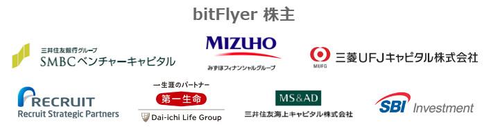 bitFlyer株主