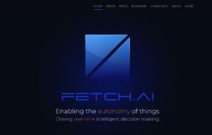 FetchAIのトップ画像
